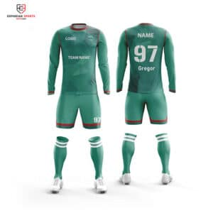custom goalkeeper jersey