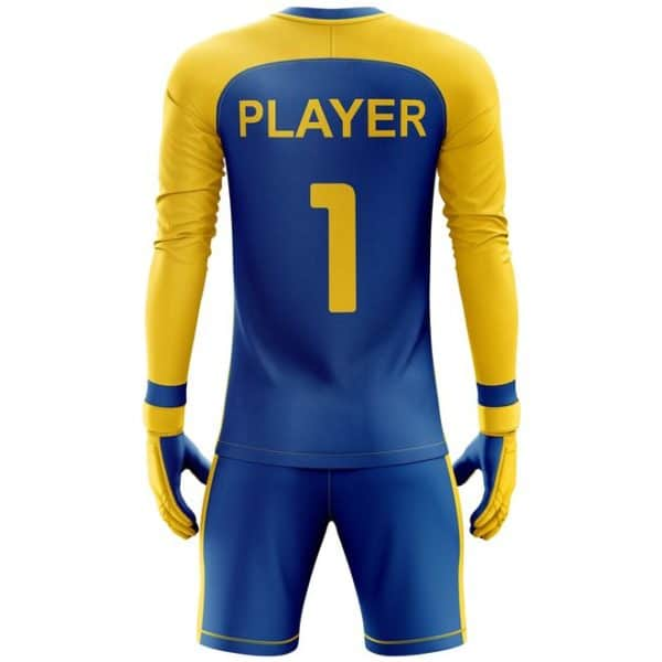 soccer goalkeeper uniform for sale