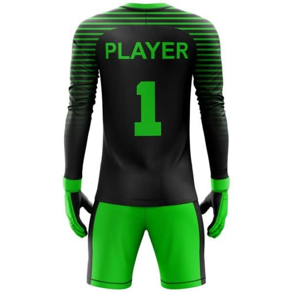 soccer goalie jerseys backside