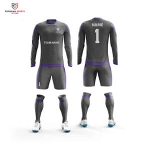 youth soccer goalie jersey