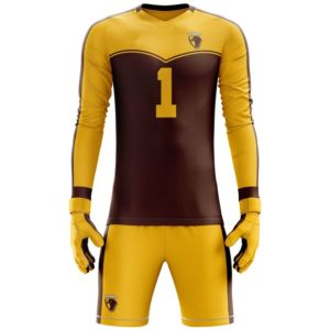 soccer goalie uniform set