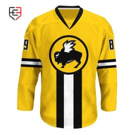 Personalised ice hockey jersey for adult & youth