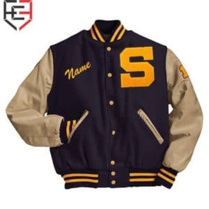 custom embroidered varsity jackets