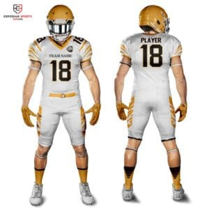 custom football uniforms builder