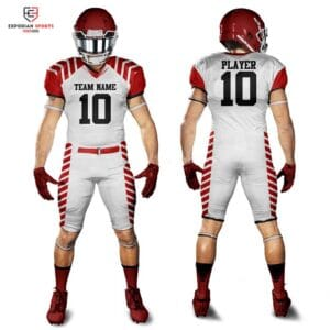 sublimated youth football uniforms